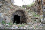 Entrée d'une autre cave voûtée