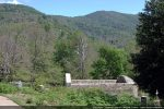 Chapelle de montagne située à la croisée de chemins aujourd'hui de randonnées