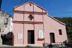 Eglise San Cesario reconstruite au 18e siècle