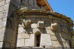 Décor de l'abside après restauration