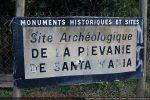 Site archéologique de Santa Maria