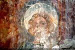 Détail de la tête du second apôtre
