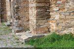 Base du mur (angle sud-est)