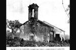 Etat de la chapelle au début du 20e siècle (photo des MH publiée par G. Moracchini-Mazel)