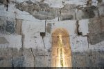 Fenêtre de l'abside et voûte