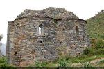 Double abside vue du sud-est
