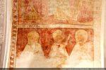 Quatrième groupe d'apôtres avec Thomas, Jacques le Majeur et André