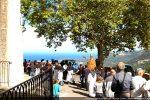 Procession de San Cervone retour à l'église