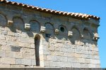 Fenêtre et arcature (angle sud-est)