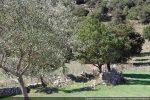 Vestiges de l'ermitage Sainte Marie