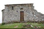 Partie de l'édifice du 7e siècle (Moracchini) ou du 13e siècle (Istria, Coroneo)