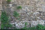 Détail de l'appareillage du 10e siècle