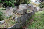 Mur sud et archivolte