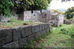Mur sud (extérieur)