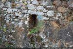 Fenêtre rectangulaire percée dans le mur sud (transformation)