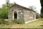 Cette chapelle fut, d'après la légende, la chapelle privée de Mathilde d'Ampugnani qui la fit construire avant 951