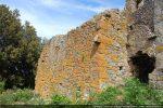 Partie nord du château de Covasina, la plus ancienne  fondé par Truffeta ( 9e siècle)